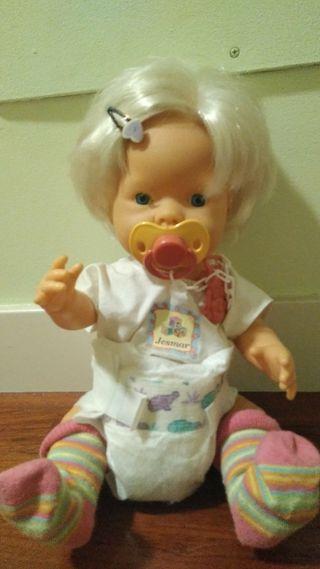 Nenuco muñeco