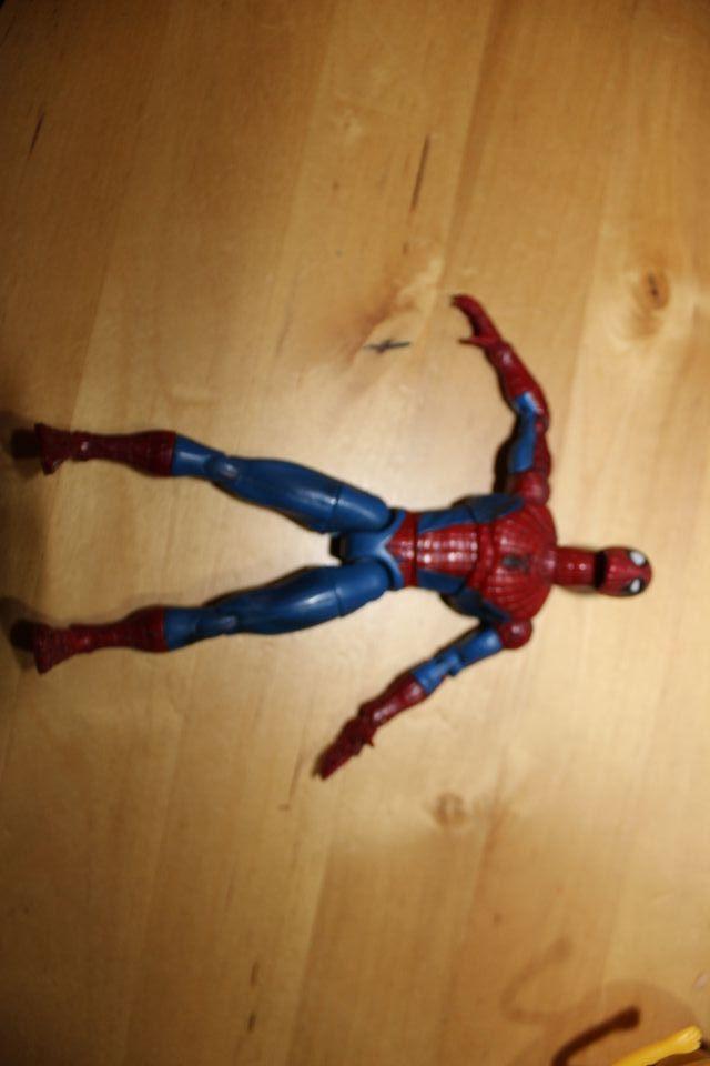 Spider-Man Toy Biz 2001 Marvel