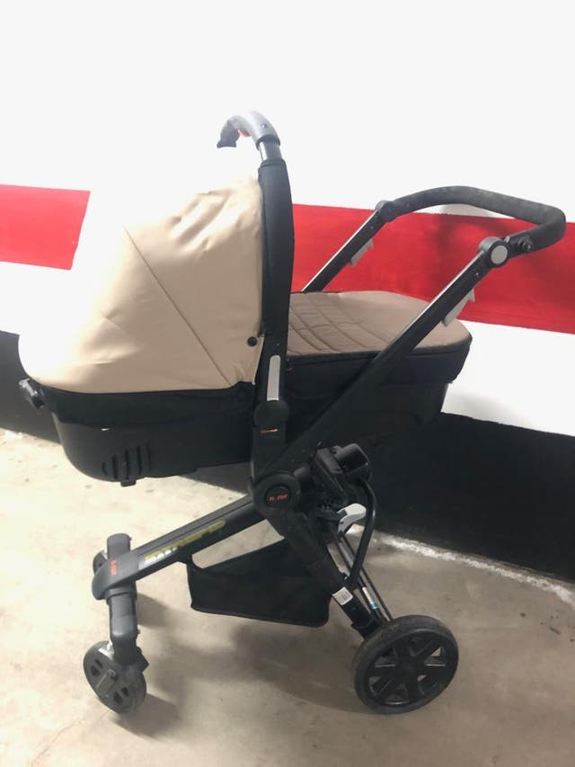 Cochecito bebé Nurse -(INTREPID ) de Jané