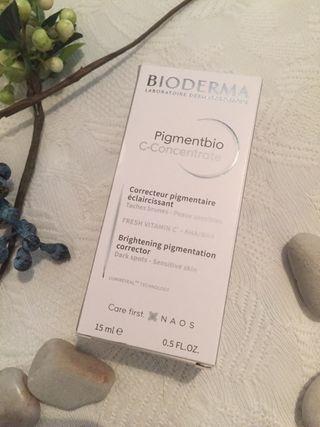 Bioderma pigmentbio nuevo de 34€ a 24€