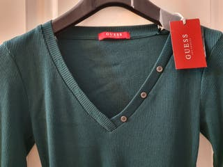 Camiseta Guess manga larga