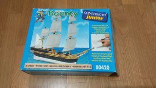 Maqueta barco de madera NUEVO