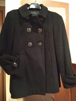 chaquetón/abrigo corto Talla S