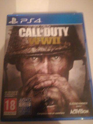 Call of Duty. WW II