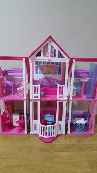 Mansión de Barbie