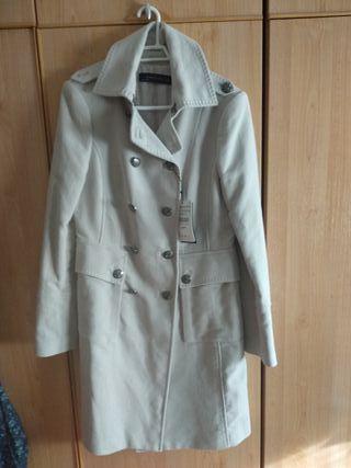 Abrigo nuevo de Zara