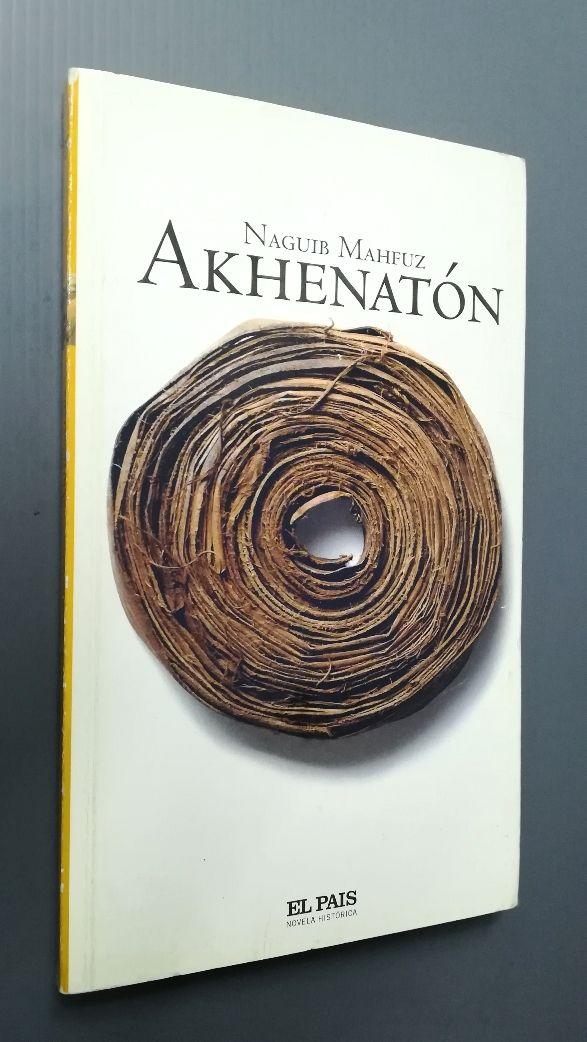 20066.2 - AKHENATÓN.. Novela Histórica El País