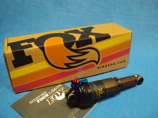NUEVOS. Amortiguador Fox 190mm Kashima DPS Factory