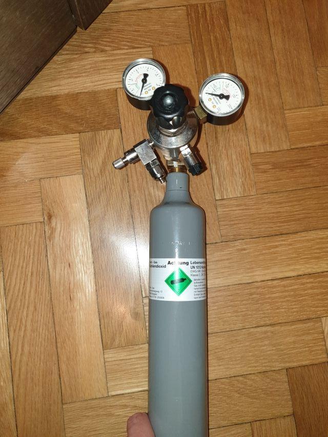 Kit Completo CO2 Acuario