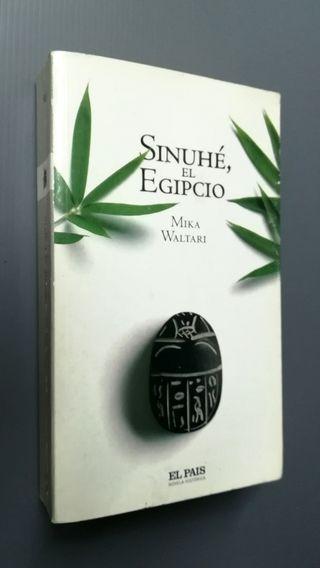 SINUHÉ, EL EGIPCIO.. Novela Histórica El País