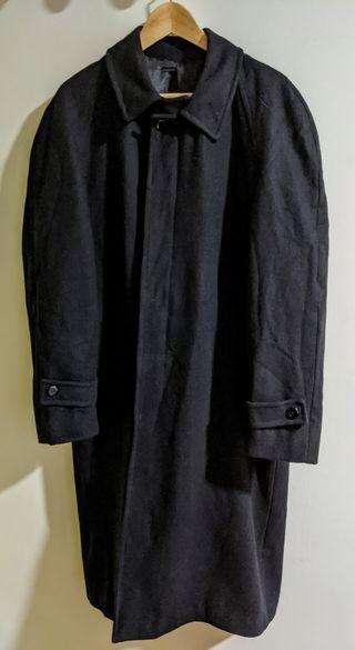 Abrigo largo hombre