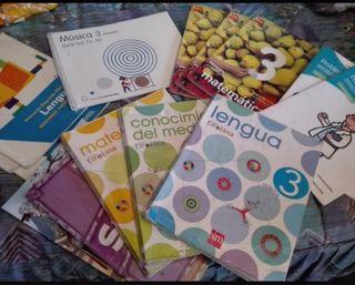 LIBROS DE TEXTO EDUCACION PRIMARIA
