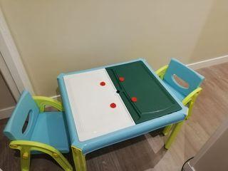 Mesa infantil Imaginarium