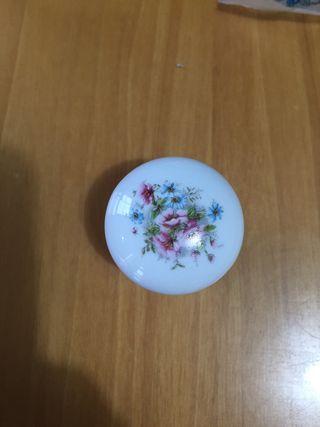 Tiradores/Pomos de porcelana vintage