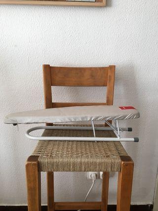 tabla para planchar mangas y hombros