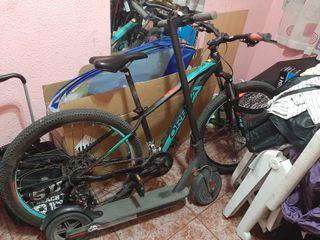 bicicleta orbea talla xs para niños a partir de 10