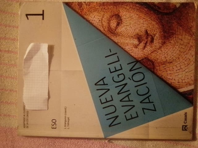 vendo libros de texto de 1 y 2 de la ESO