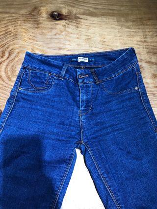 Talla 34 pantalón mujer Pull and Bear