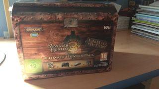 Monster Hunter Tri (3) Edición Limitada Wii