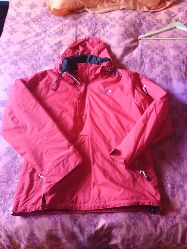 chaqueta nieve roxy