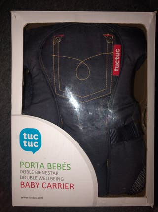 Porta bebes TucTuc