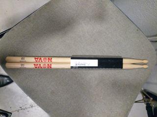 Baquetas percusión NOVA 5B Nuevas