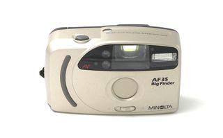 Cámara analógica compacta Minolta AF35 Big finder