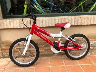 Bicicleta Niñ@ Nueva