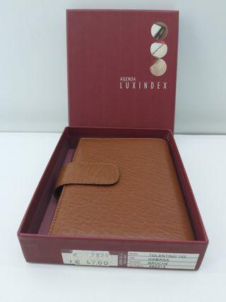 AGENDA LUXINDEX TOLENTINO 102