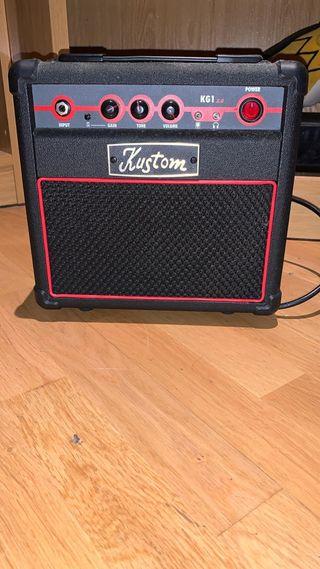 Amplificador de guitarra Kustom KG1