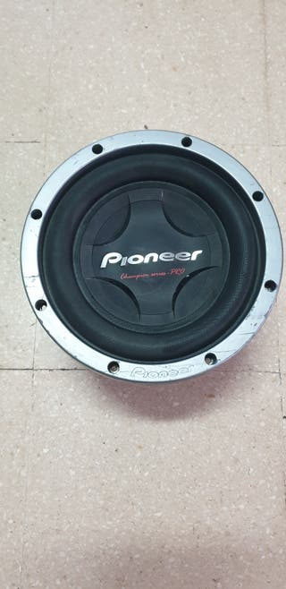 Subwoffer Pioneer 1500rms