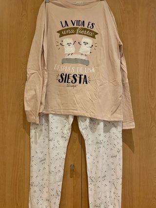 Pijama Mr. Wonderful (a estrenar!) Talla XL