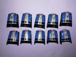 Playmobil lote 10 torsos