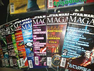 star wars magazine español completa