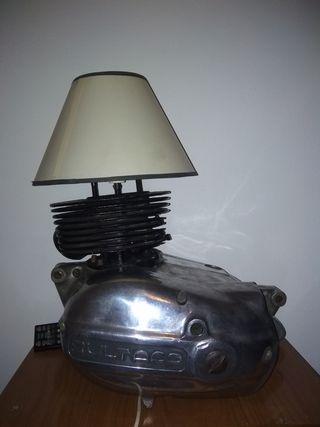 lámpara bultaco ossa derbi montesa lube