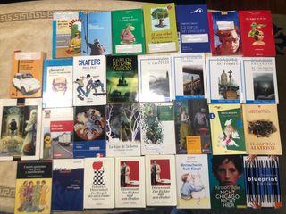 Libros varios Colegio