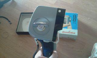 Cámara de vídeo vintage