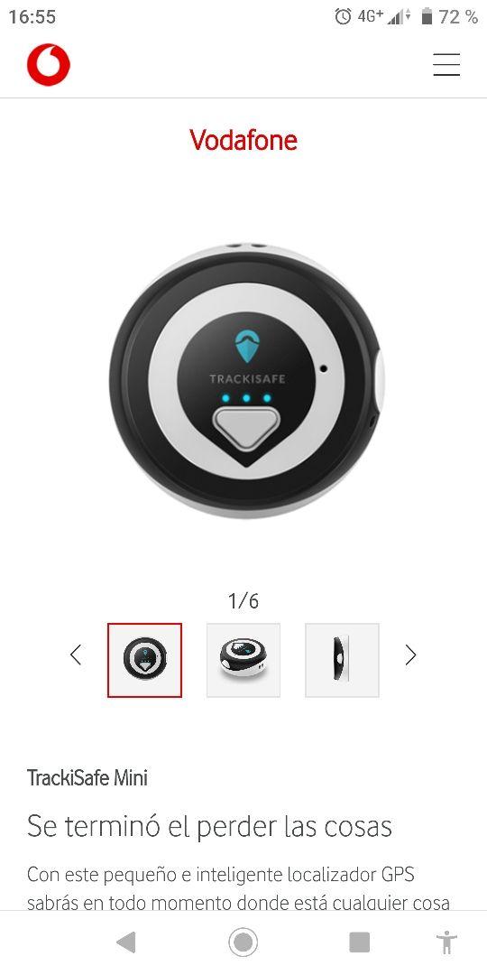 TrackiSafe Mini
