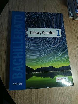 Libro FYQ 1 de Bachillerato