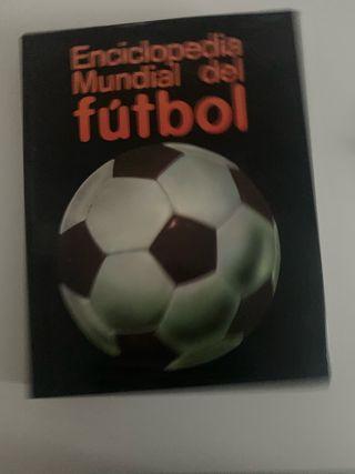 Enciclopedia completa fútbol 6 tomos