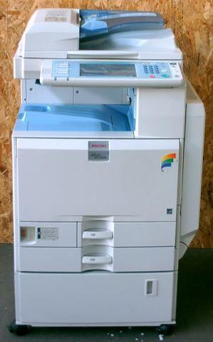 fotocopiadora ricoh aficio mp c2500 color (urge)