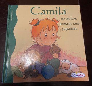 Libro Infantil Camila