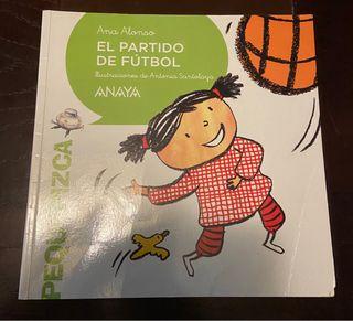 El Partido de Fútbol Ana Alonso ANAYA
