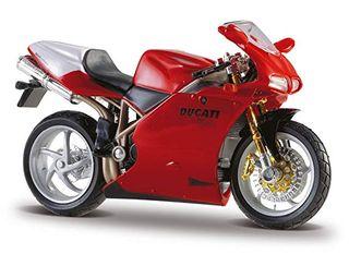 Ducati 998R - Moto a escala 1:18 - Bburago