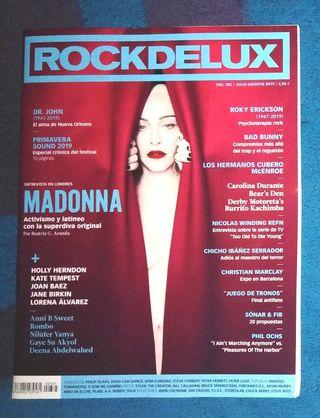 Madonna Revista Rockdelux