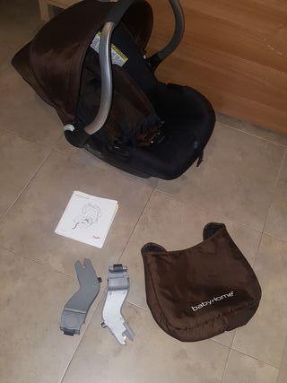 maxicosi silla para coche bebe baby home
