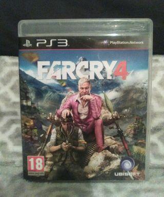 juego farcry 4 PlayStation 3