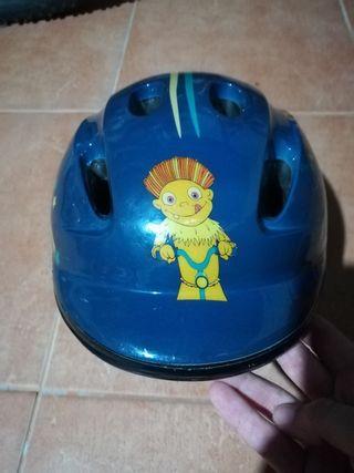 Casco infantil bici Los Lunnis
