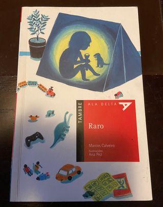 Libro Infantil RARO A la Delta