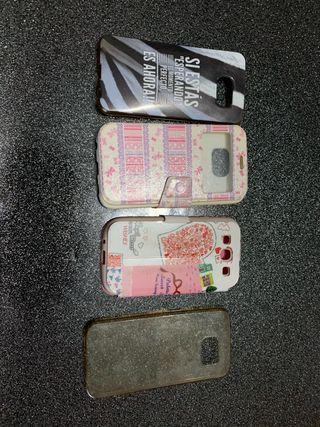 Lote fundas Samsung Galaxy S6